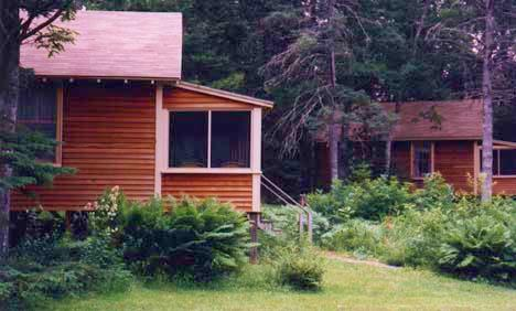 Waterfront Cottage Vacation Rentals In Bar Harbor Maine Woodland Park Cottages